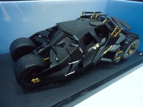 batman batimovil dark knight 1/18 hot wheels