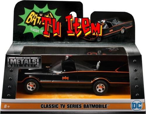 batman batimóvil diferentes modelos 1:32 jada