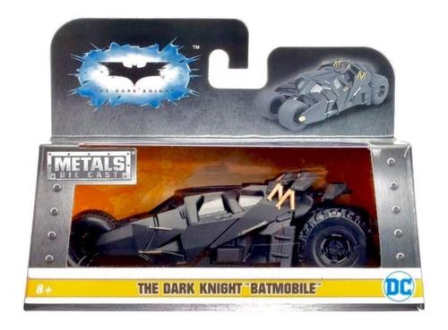 batman batimoviles set de 7 escala 1:32 metal jada nuevo