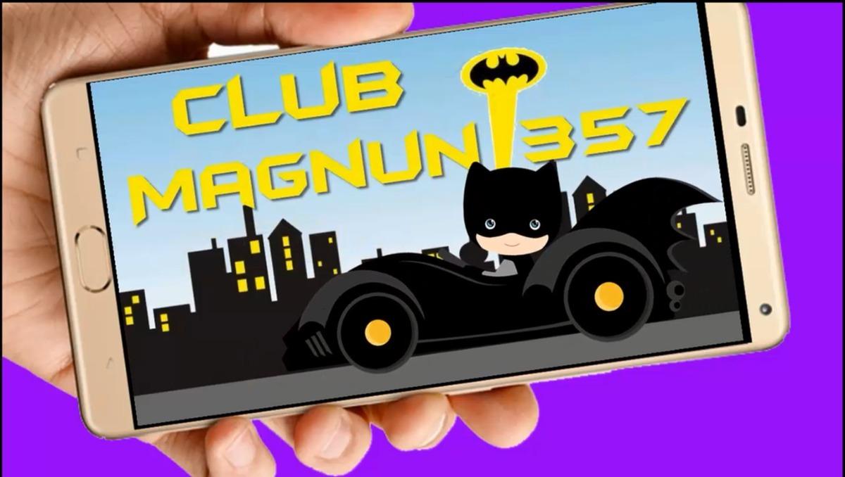 Batman Bebe Vídeo Tarjeta Invitación Digital Cumpleaños