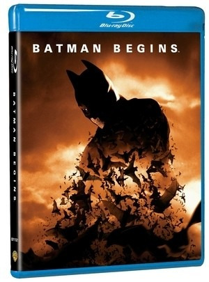 batman begins - blu-ray- novo lacrado