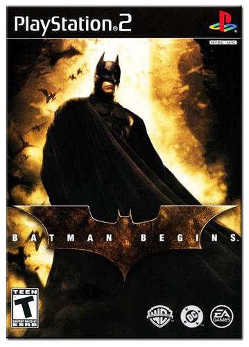 batman begins   jogos ps2