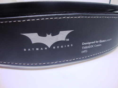 batman begins óculos hq - glasses without lens
