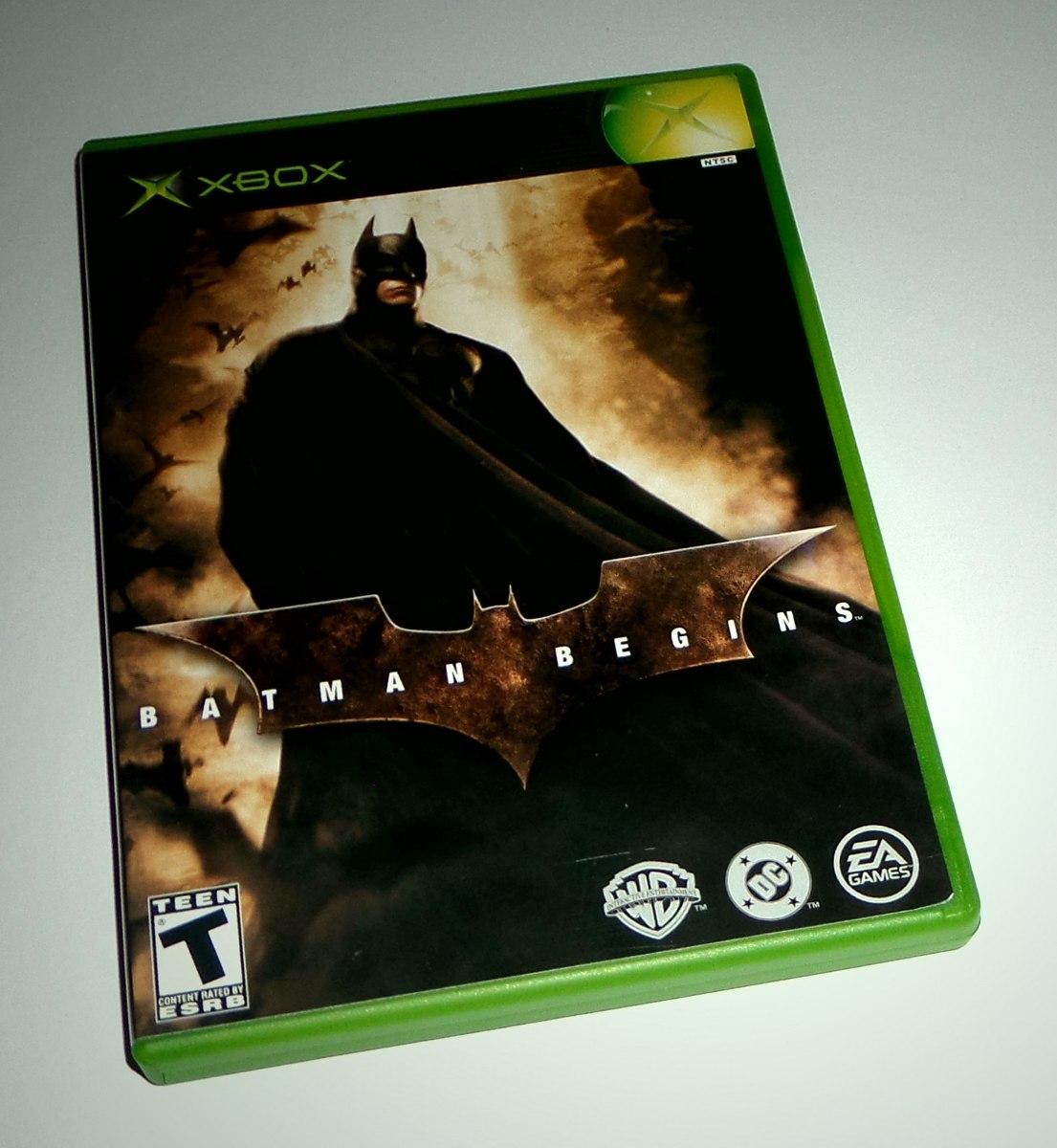 Batman Begins - Xbox