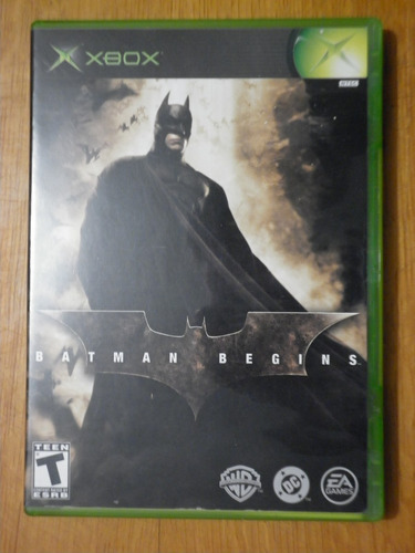 batman begins para x-box