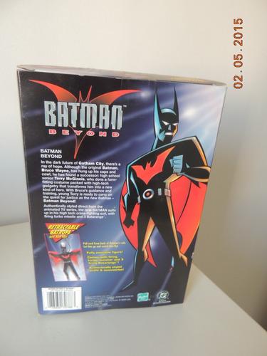 batman beyond hasbro  26 cm animated
