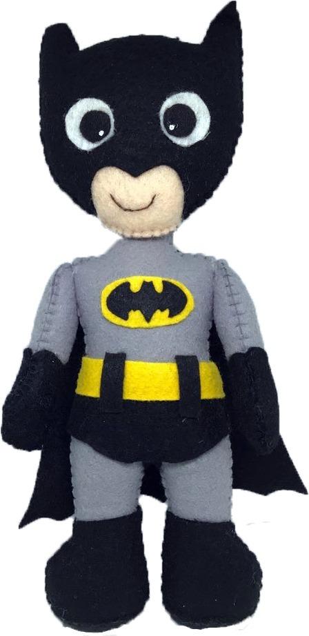 batman boneco - feltro. Carregando zoom. 4e1a86ffa1a