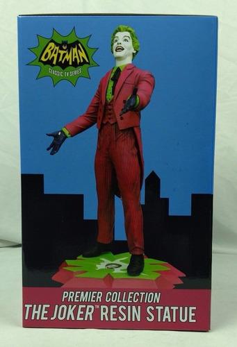 batman classic 1966 tv series joker resin statue romero