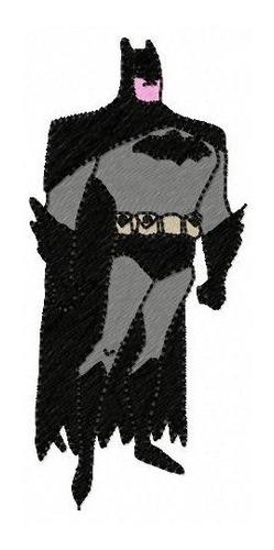 batman - coleção de matriz de bordado