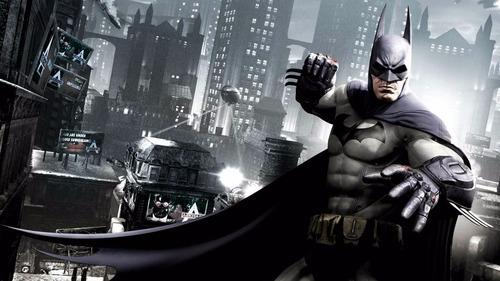 batman collection ps3   digital español incluye 3 juegos!