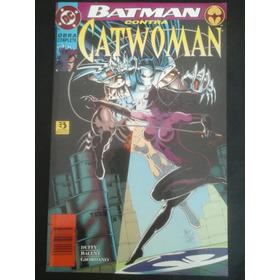 Batman Contra Catwoman -  Obra Completa