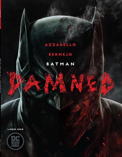 batman damned dc black label comic pasta dura