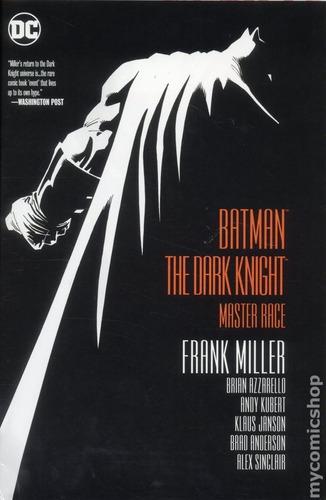 batman dark knight 3 the master race frank miller dc comic