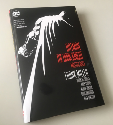 batman dark knight iii the master race frank miller dc comic
