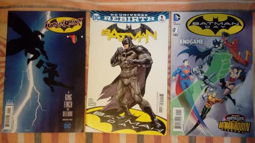 batman day cómics harley quinn batman rebirth dc marvel