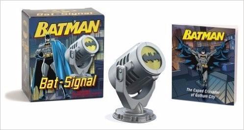 batman dc comics batiseñal mini lampara + envío gratis