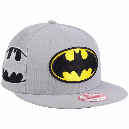 batman dc comics new era fresh side snapback 9fifty osfm