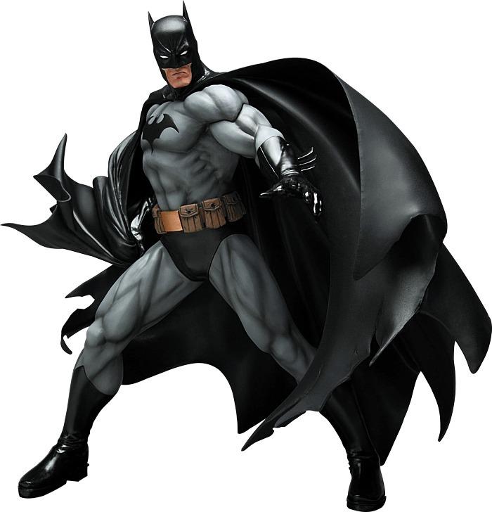 Batman Desenho Kit 1 Totem 50cm + 10 Mini Displays