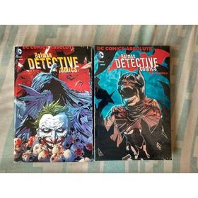 Batman Detective Comics Vol. 1 Y 2