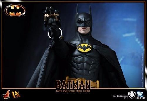 batman dx09 hot toys michael keaton 1989