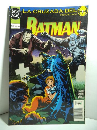 batman editorial vid