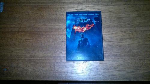 batman el caballero de la noche dvd