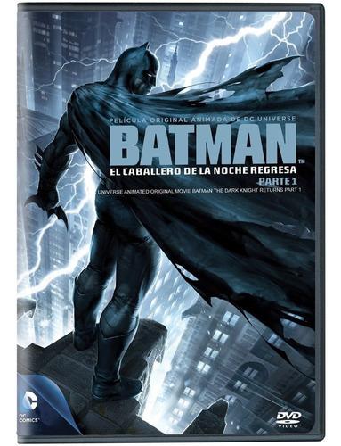 batman el caballero de la noche regresa parte 1 dvd