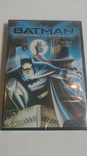 batman el misterio de batwoman dvd original