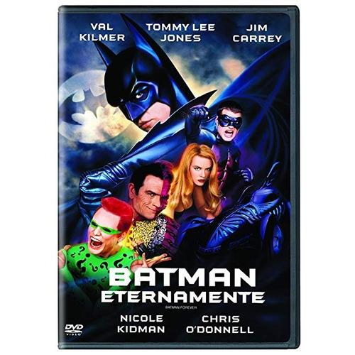 batman eternamente dvd original solo envios