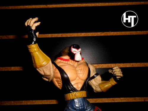 batman, figura bane, kenner, vintage, tel. 35846340
