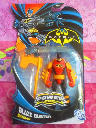 batman figura blaze buster