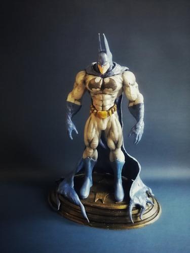 batman - figura impresa