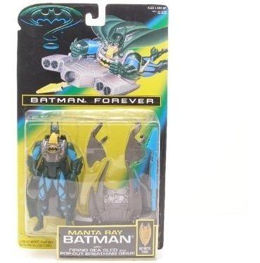 batman forever manta ray batman figura de accion