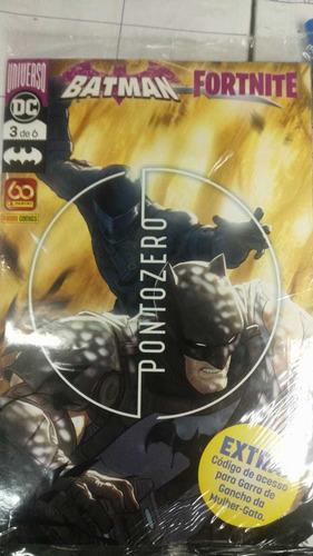 batman - fortnite - volume 3