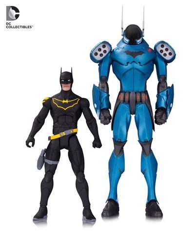 batman & gcpd batman serie greg capullo dc collectibles cole