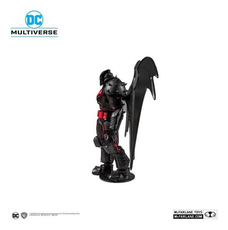 Traje de Batman hellbat Batman y Robin figura de acción