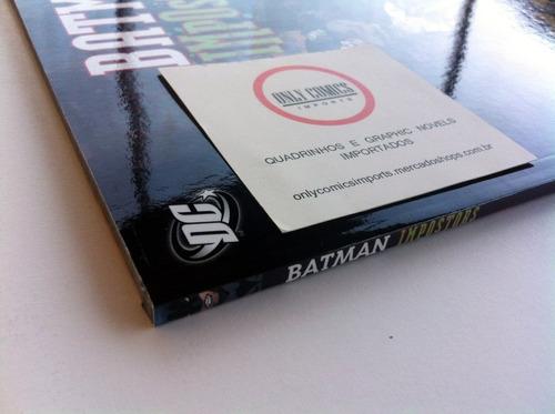 batman impostors tpb (2011) dc comics