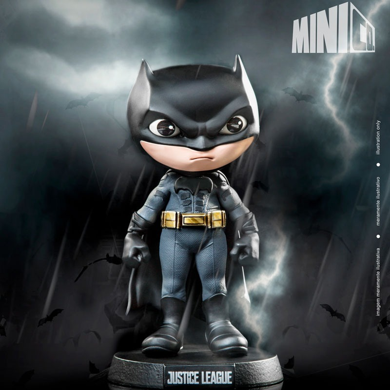 Batman Justice League Mini Heroes Mini Co R 14900 Em Mercado