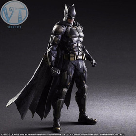 Batman Justice League Play Arts Kai