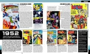 batman la historia visual  libro de lujo- ololacomic