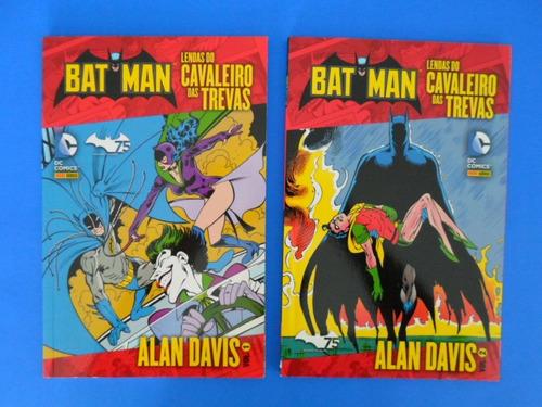 batman: lendas do cavaleiro das trevas - alan davis