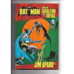 Batman Lendas Do Cavaleiro Das Trevas Jim Aparo Nº 3