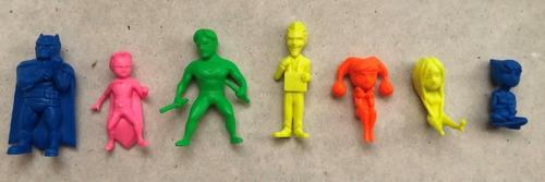 batman little gotham mini figuras coleccion completa
