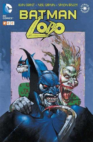 batman / lobo (otros mundos) - dc ecc comics robot negro