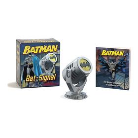 Batman Mini Proyector Batsiseñal Batsignal Original A Pedido