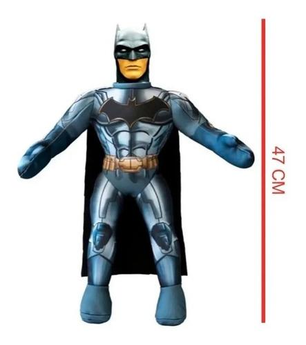 batman muñeco soft liga de la justicia 47cm s/sonido 5121 ed