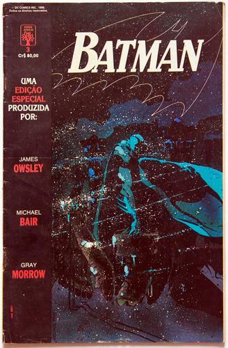 batman nº 3  (3a. série) - ed. abril