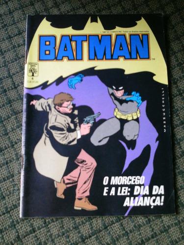 batman n. 4 - editora abril