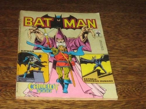 batman nº 8 fevereiro/1985 editora abril original raro !