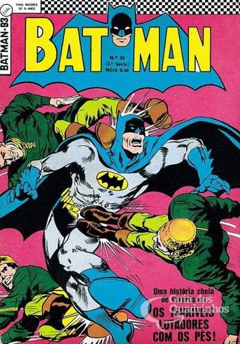 batman (n. 93- 2º série) dc comics